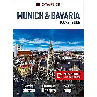 Insight Guides Pocket Munich & Bavaria (Travel Guide with Free eB