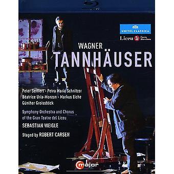 R. Wagner - Tannhaeuser [BLU-RAY] USA import