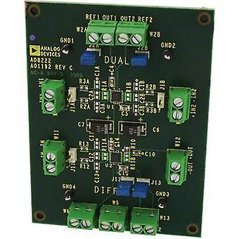Utviklingsbrett analoge enheter AD8222-EVALZ