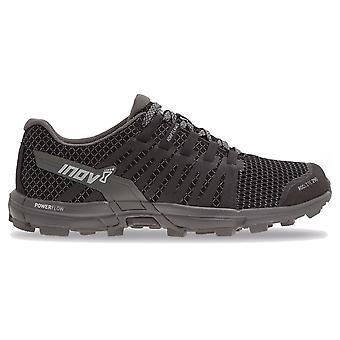 Inov8 Roclite 290 Mens 4mm Drop Lightweight & Responsive Trail Running Shoes Black/grey