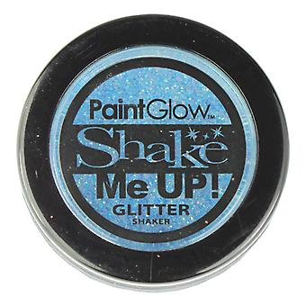 PaintGlow Glitter Shaker UV Ice Blue