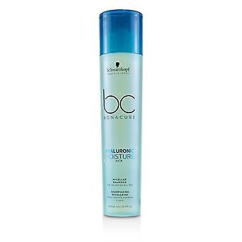 Schwarzkopf BC Bonacure Hyaluronic Moisture Kick Micellar Shampoo (For Normal to Dry Hair) 250ml/8.5oz