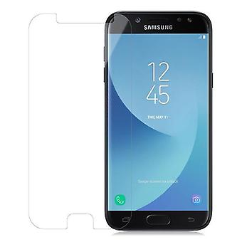 Cadorabo Tank Film for Samsung Galaxy J7 2017 - Tempered Display Protective Glass in 9H Hardness with 3D Touch Compatibility
