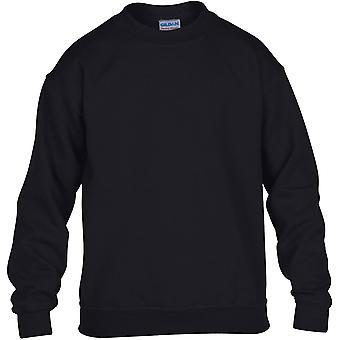 Gildan - Heavy Blend™ Jugend Kinder Crew Neck Herren Sweatshirt - Sport - Workwear - Gym