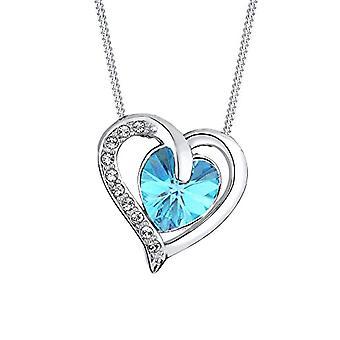 Elli Collane Donna silver 925 kristall