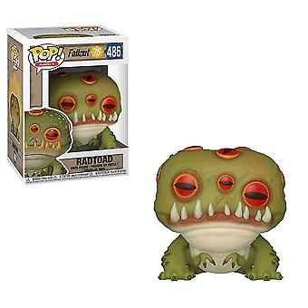 Fallout 76 Rad Toad Pop! Vinyl