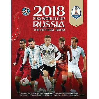 2018 FIFA World Cup Russia (TM) officielle bogen af Keir Radnedge-