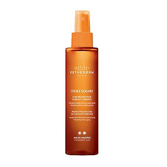 Esthederm Sun Care Oil Moderate 150ml