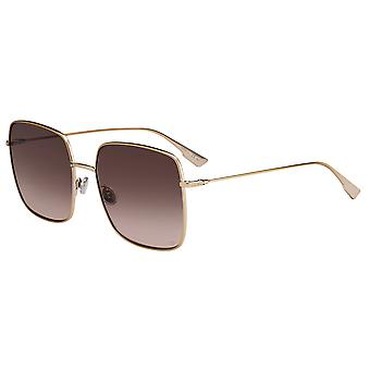 Dior Stellaire 1 HAM/86 Champagne/Brown Gradient Sunglasses