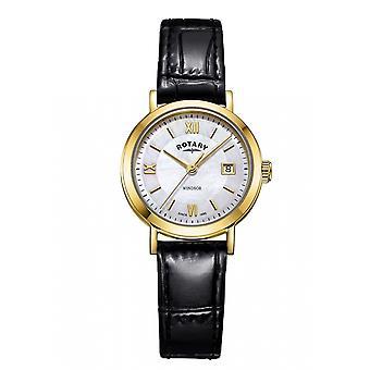 Rotary LS05303-41 Women's' Windsor Wristwatch