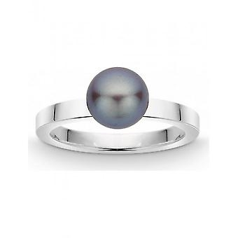 QUINN - Ring - Damen - Colors - Silber 925 - Weite 56 - 0218256308