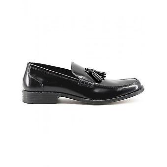 Made in Italia - Schuhe - Mokassins - MARCO_NERO - Herren - Schwartz - 43
