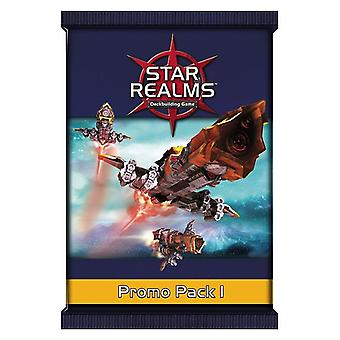 Star Realms Promo Single Pack Card Game