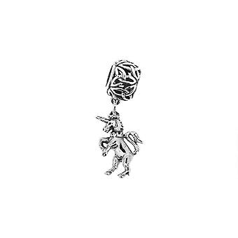 Scottish Unicorn bead Charm