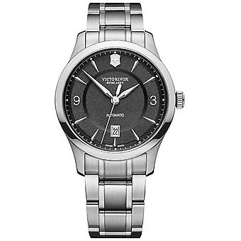 Victorinox alliance Automatic Analog Men's Watch with Stainless Steel Bracelet V241898