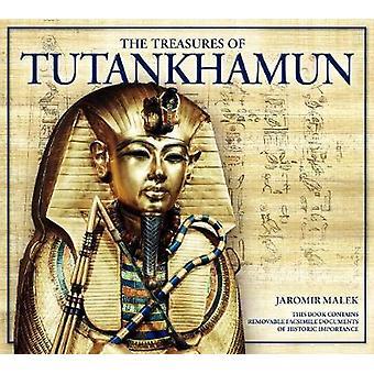 Treasures of Tutankhamun by Jaromir Malek
