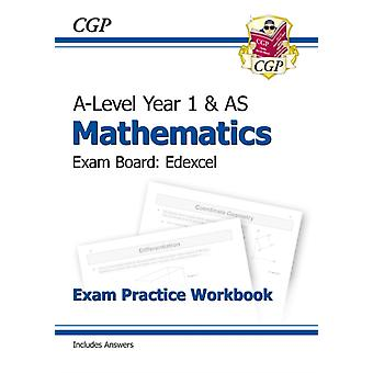 New ALevel Maths for Edexcel Year 1  AS Exam Practice Wor