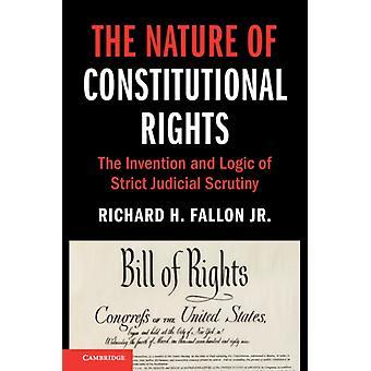 Natura dei diritti costituzionali di Richard H Fallon Jr