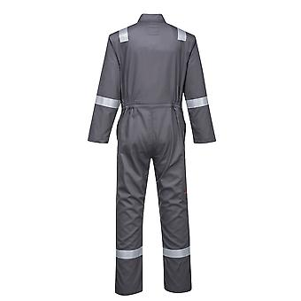 Portwest - Bizweld Flame Resist Safety Workwear Iona Coverall Boilersuit