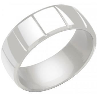 Ratchet pierścień A4382 - pierścień ceramiczny Han biały genialny człowiek