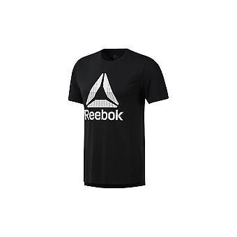 Reebok Wor Graphic Tech Tee DU2178 universal ympäri vuoden miesten t-paita