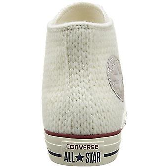Converse Women's Chuck Taylor All Star Winter Knit High-Top Fashion Sneaker
