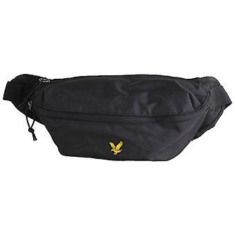 Lyle and Scott Cross Body Sling Bag - Black