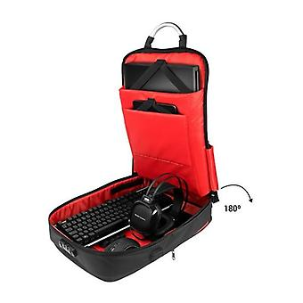 Backpack anti-theft with USB and compartment for Tablet and OrdinateurPortable March Gaming MB2 17
