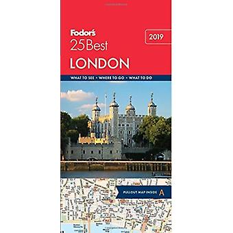 Fodors London 25 Best by Fodor s Travel Guides