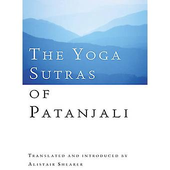 Jooga Sutras Patanjali on Alistair Shearer