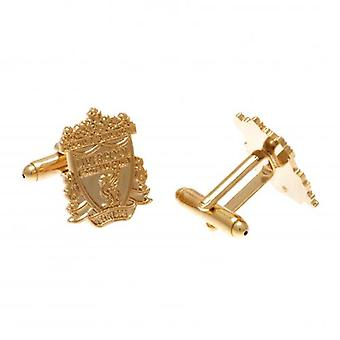 Liverpool Gold Plated Cufflinks
