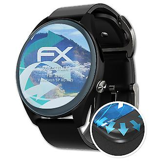 atFoliX 3x Protective Film compatible with Asus VivoWatch SP HC-A05 Screen Protector clear&flexible