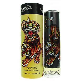 Ed hardy for men 3.4 oz eau de toilette spray