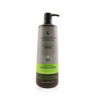 Macadamia Natural Oil Professional Ultra Rich Repair Conditioner (Coarse to Coiled Textures) 1000ml/33.8oz
