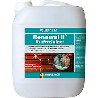 HOTREGA® Renewal II Power Cleaner, 10 litre canister