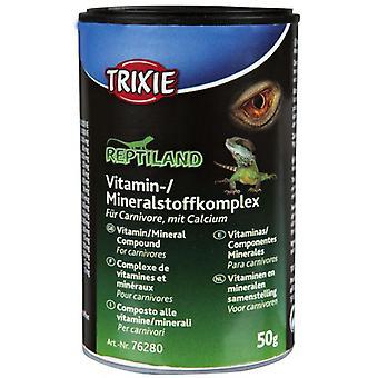 Trixie Vitamin/Mineral Compound for Reptiles (Reptiles , Reptile Food , Food Supplements)