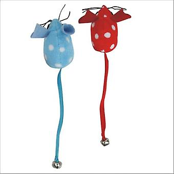 Freedog Toy mice bell 2u (Cats , Toys , Mice)