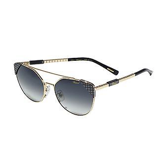 Chopard SCHC40 0300 Shiny Rose Gold/Smoke Sunglasses