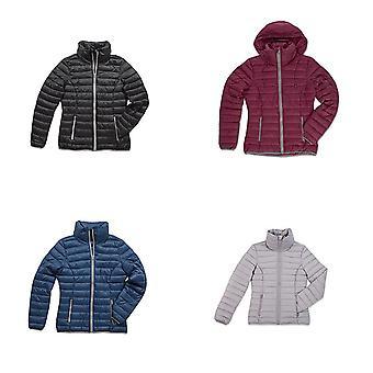 Stedman Womens/Ladies Active Padded Jacket