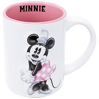 Disney Minnie Mouse Tonal 14 Ounce Mug
