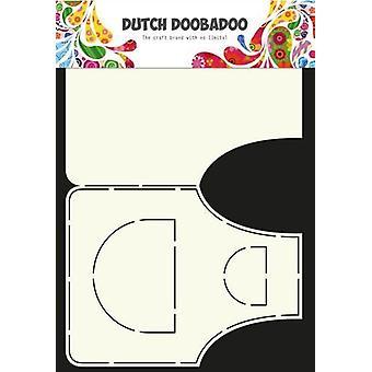 الهولندية Doobadoo الهولندية بطاقة الفن ستينسيل ساحة A4 470.713.616