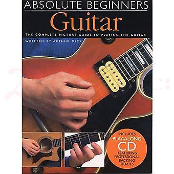 Absolute Beginners Guitar 1 Book & CD
