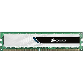 Corsair CMV8GX3M2A1600C11 Value Select 8 GB (2x4 GB) Mainstream Desktop Memory, DDR3, 1600 MHz, CL11