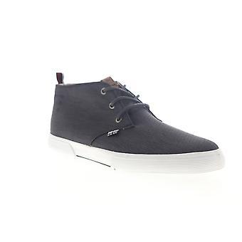 Ben Sherman Bradford Chukka Mens Svart Casual Fashion Sneakers Skor