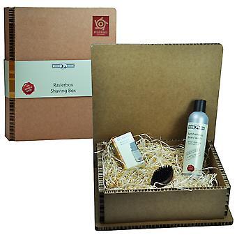 金达奇胡须护理设置在礼品盒礼品集巴特塞特