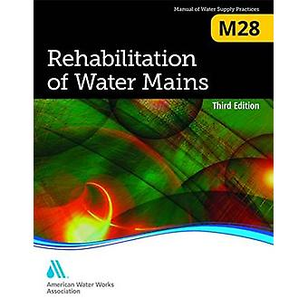 M28 Rehabilitation of Water Mains Third Edition by AWWA