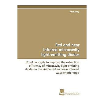 Red and Near Infrared Microcavity LightEmitting Diodes by Joray & Reto