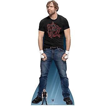 Dean Ambrose Official WWE Lifesize Cardboard Cutout / Standee / Standup