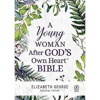A Young Woman After God's Own Heart Bible by Elizabeth George - 97808