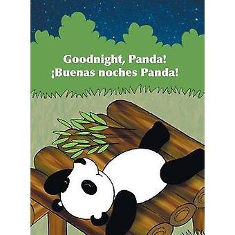 Goodnight - Panda! /  buenas Noches - Panda! - Babl Children's Books i